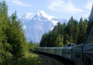 VIA Rail's The Canadian