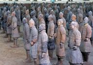 Xian, Terracotta Soliders