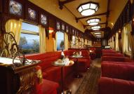 Golden Eagle Bar Car