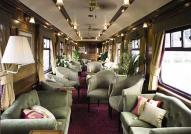 Royal Scotsman Lounge Car