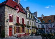 Place Royal in Quebec City
