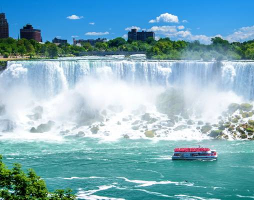 Eastern Canada Bus Tours From Toronto