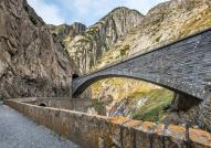 Devil's Bridge, St. Gotthard Pass