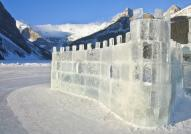 Lake Louise Ice Festival