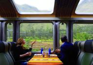 Peru Rail Vista Dome Car
