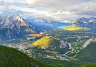 Banff in Bow Valley