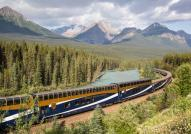 Rocky Mountaineer - photo by Rocky Mountaineer