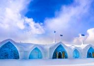 Hotel de Glace - Courtesy of Valcartier