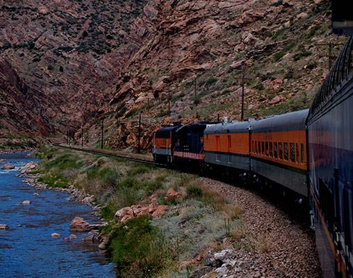 Denver Mountain Train Tours