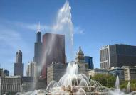 Chicago's Bukingham Fountain