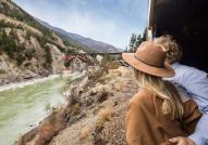 Onboard GoldLeaf -  - photo by Rocky Mountaineer