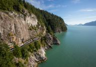 Rocky Mountaineer Sea to Sky