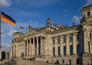 The Reichstag Building, Berlin