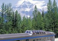 VIA Rail Dome Car