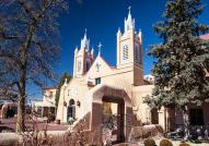 San Felipe de Neri Church, Albuquerque