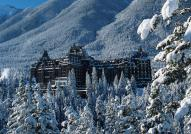Fairmont in Banff