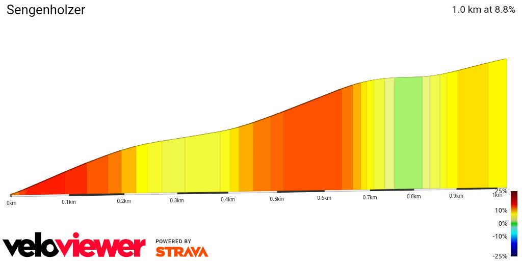 2D Elevation profile image for Sengenholzer