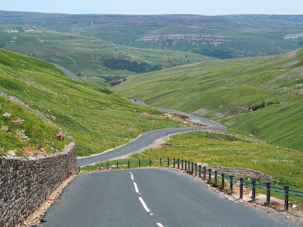 Buttertubs Descent