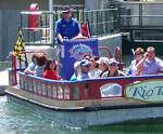Rio San Antonio River Walk Cruises, water tour