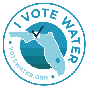 VoteWater-I-VoteWater-Badge