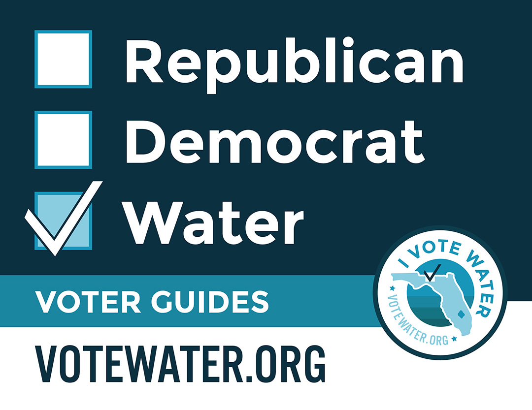 VoteWater_YardSign