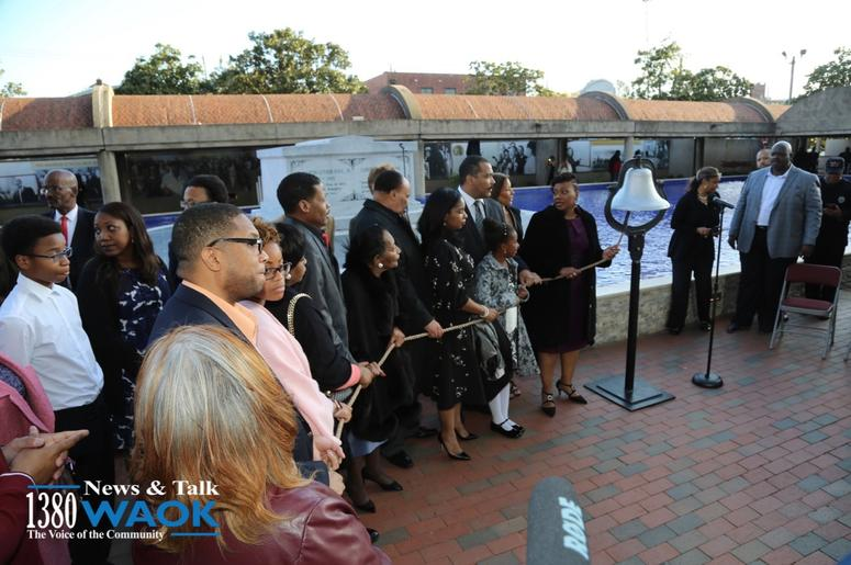 Ceremony for the 50th Anniversary of Assassination of Dr. Martin Luther King, Jr.