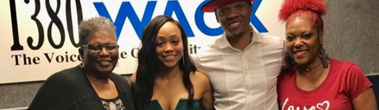 Ronnie and Shamari Devoe Talk About the Beginning Stages of their Relationship into their Marriage