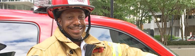 Summertime Fire Safety Tips from DeKalb County Fire Captain Eric Jackson
