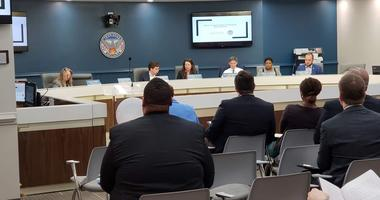 Recent City Council work session on the Public Confidence & Accountability Legislation