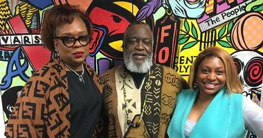 The Movement with Dr. F Keith Slaughter gets Stylish