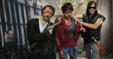 Casting Call has a simple question: Do you wanna be a Zombie on The Walking Dead?
