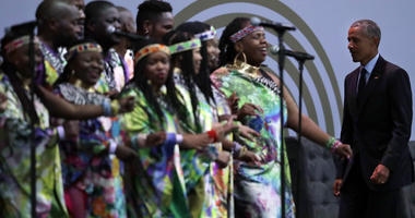 South Africa commemorates Mandela centennial with charity
