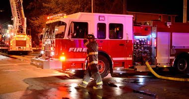 Fire inside of a Decatur Family Dollar sends four people to the hospital