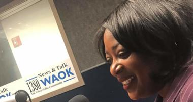 First African-American Mayor of Forest Park Speaks on 'Real Talk'