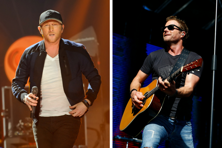 "watch: cole swindell feat. dierks bentley ""flatliner"" 