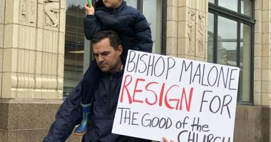 Patrick Burke Holds Meeting to Discuss Buffalo Diocese Scandal