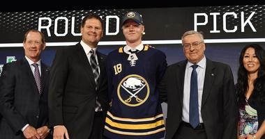 Sabres select Rasmus Dahlin 1st overall in NHL Draft