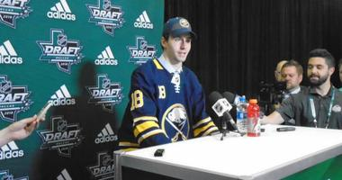 Sabres pick 5 players on day 2 of NHL Draft