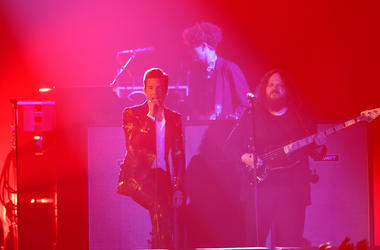 The Killers (PA Images/Sipa USA)