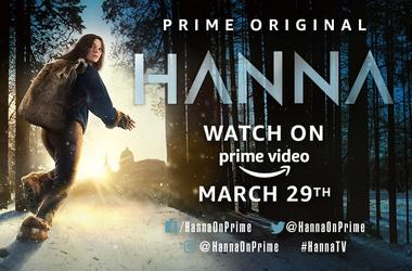 Hanna Approved Artwork - Amazon Prime Video 2019