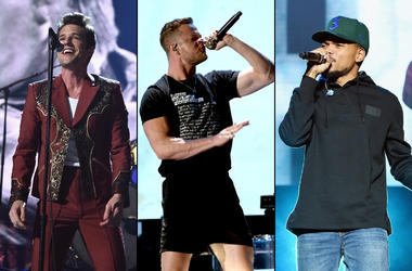 The Killers x Imagine Dragons x Chance the Rapper