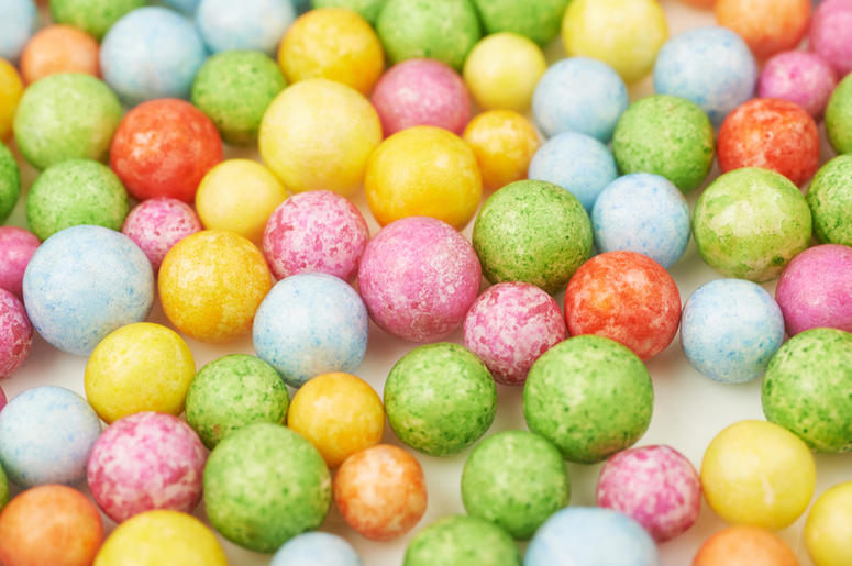 Fruity Cereal Balls