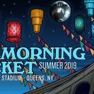 My Morning Jacket 2019 at Forest Hills Stadium Artwork