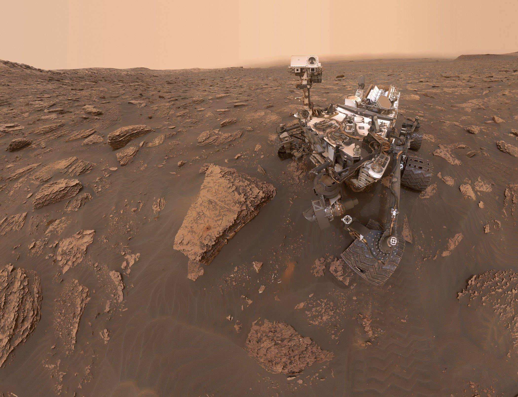 Image result for curiosity rover