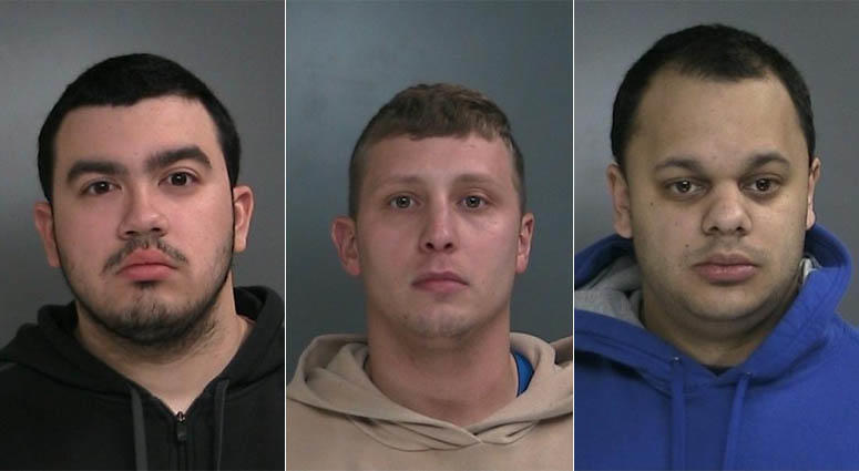 Central Islip Volunteer Firefighters Charged With Arson: Austin Lehman, Stephen Hernandez, Shawn Key