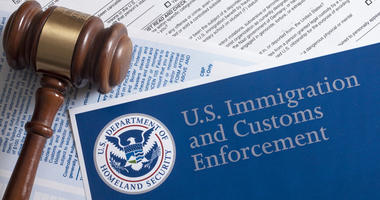 Immigration And Customs Enforcement