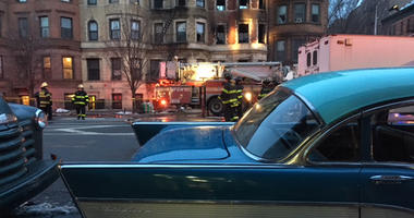 Firefighter Killed In Harlem Blaze