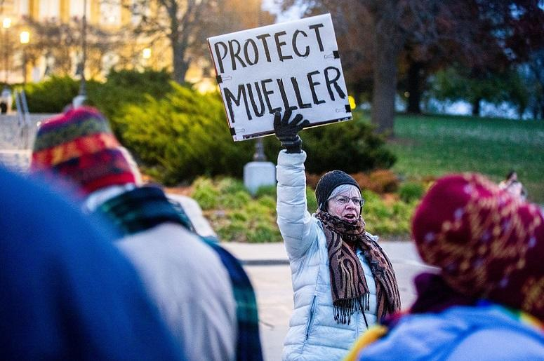 Protect Mueller Protest