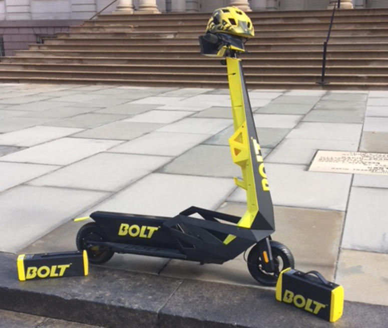 Electric scooters could soon be legalized in Philadelphia following City Council hearing