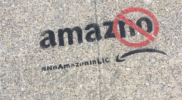 anti-Amazon Long Island City